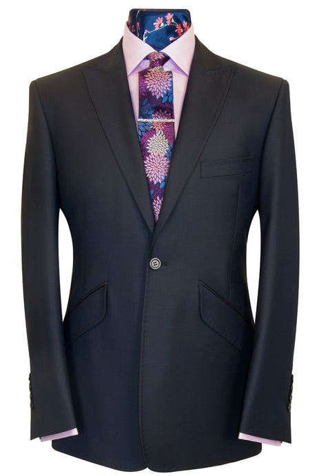 The Ashmore Midnight Blue Suit