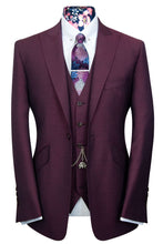 The Alvarez Claret Shot Suit