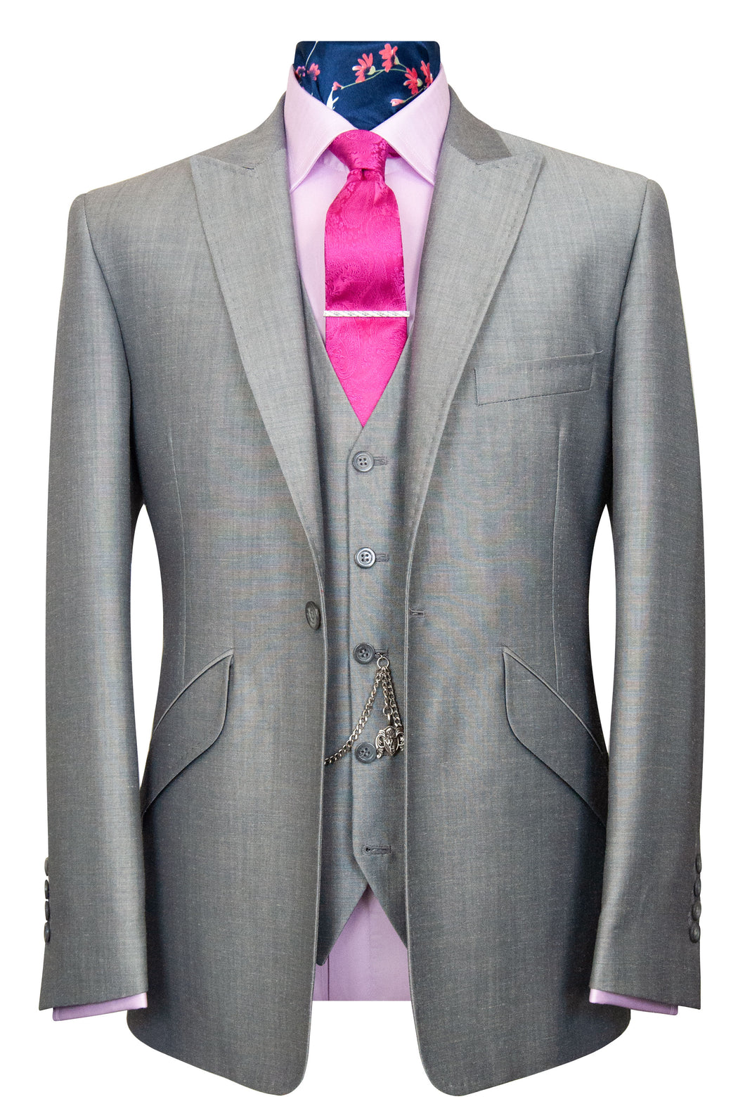 The Alvarez Silver Shot Suit