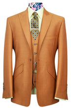The Alvarez Orange Sorbet Shot Suit