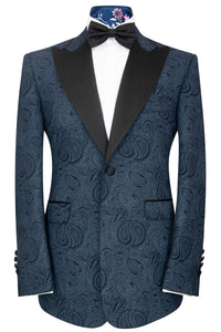The Morgan Federal Blue Regency Dinner Jacket