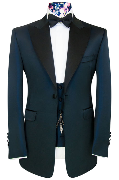 The Morgan Cobalt Blue Dinner Suit