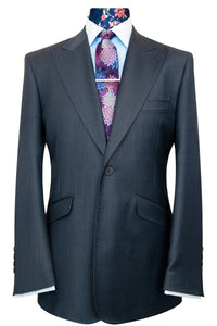 The Morgan Charcoal Grey Suit