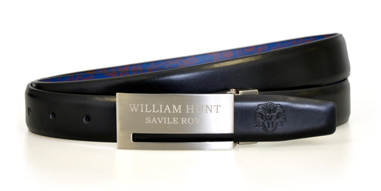William Hunt's Black Classic Belt