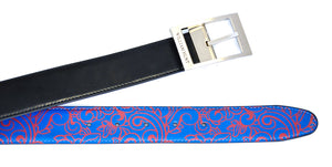 Black Classic WH Belt Back