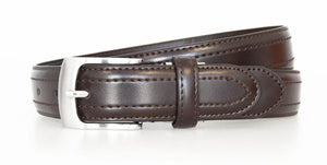 Dark Brown Classic WH Belt