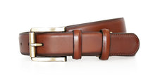 Chestnut Brown Classic WH Belt