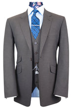 The Edgar Walnut Brown Suit