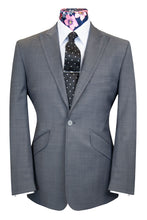 The Dilham Pewter Grey Classic Suit