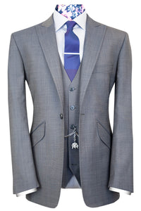 The Cornish Grey Classic Suit