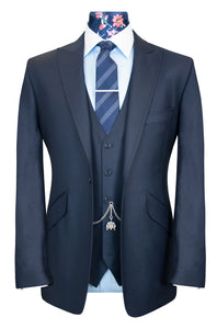 The Darlington Classic Navy Suit