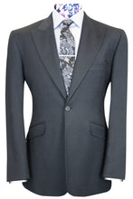 The Collins Graphite Grey Classic Suit