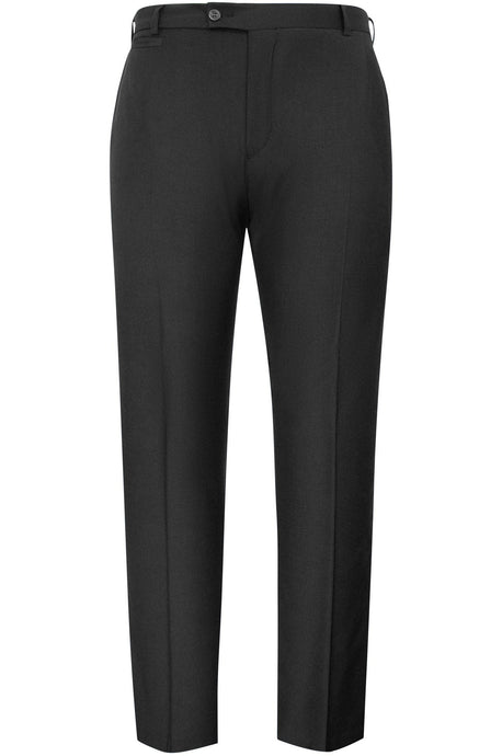 The Williams 91 Classic Black Trousers Front
