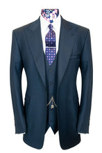 The Gardener Navy Blue Suit