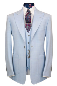 The Mountney Duck Egg Blue Suit