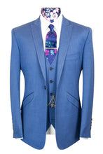 William Hunt Savile Row | The Collins Lapis Blue Suit