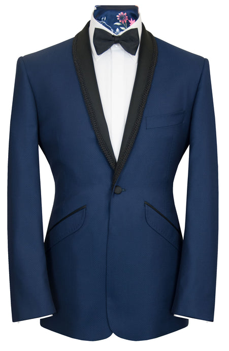 The Barton Navy Dinner Suit
