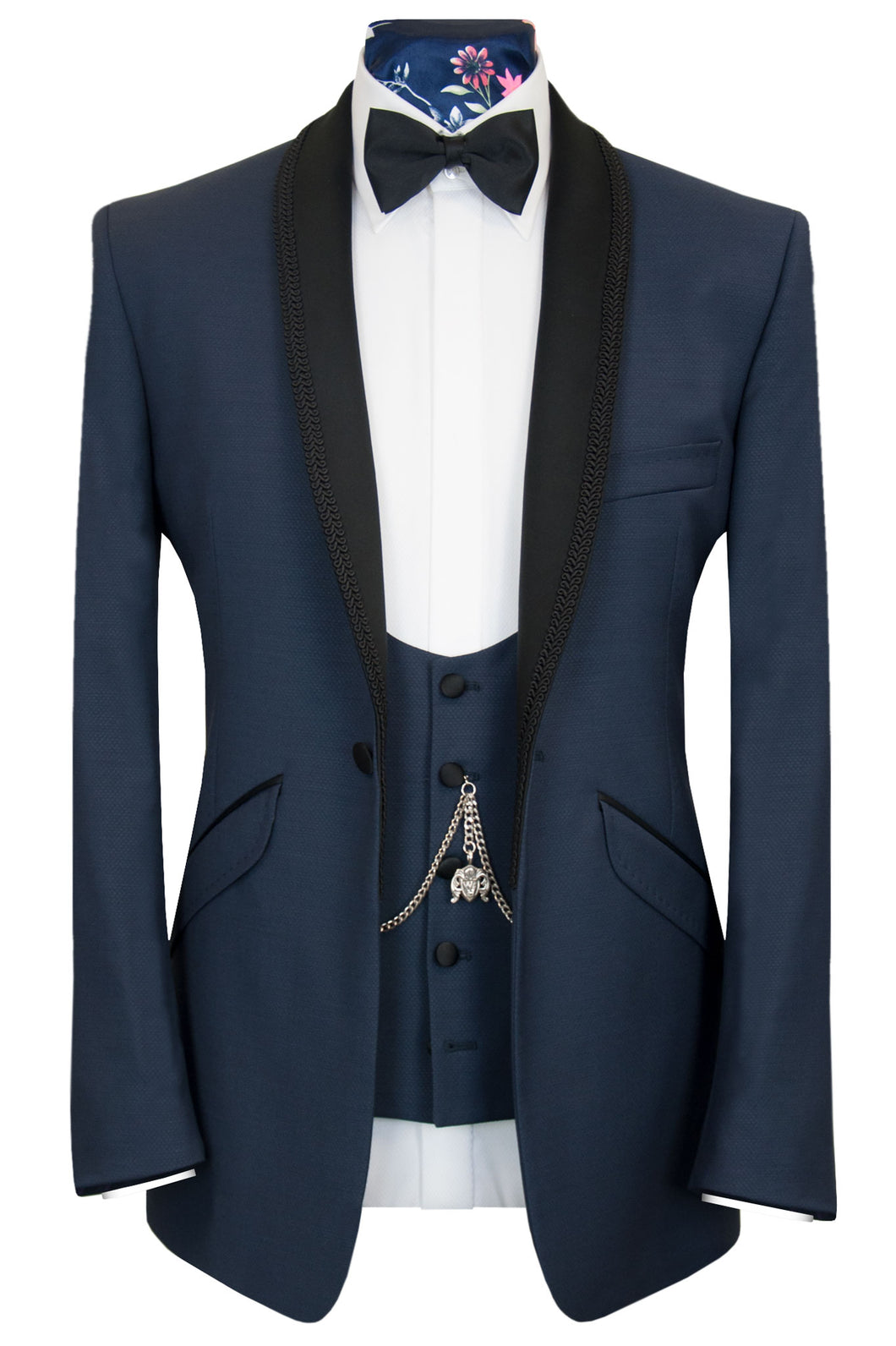 The Everleigh Navy Dinner Suit