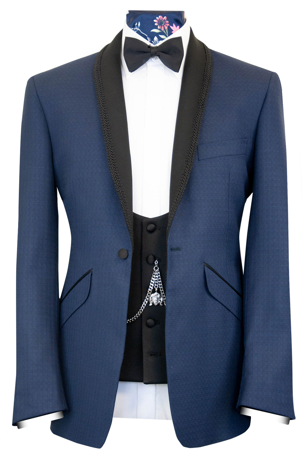The Dance Navy Dinner Suit