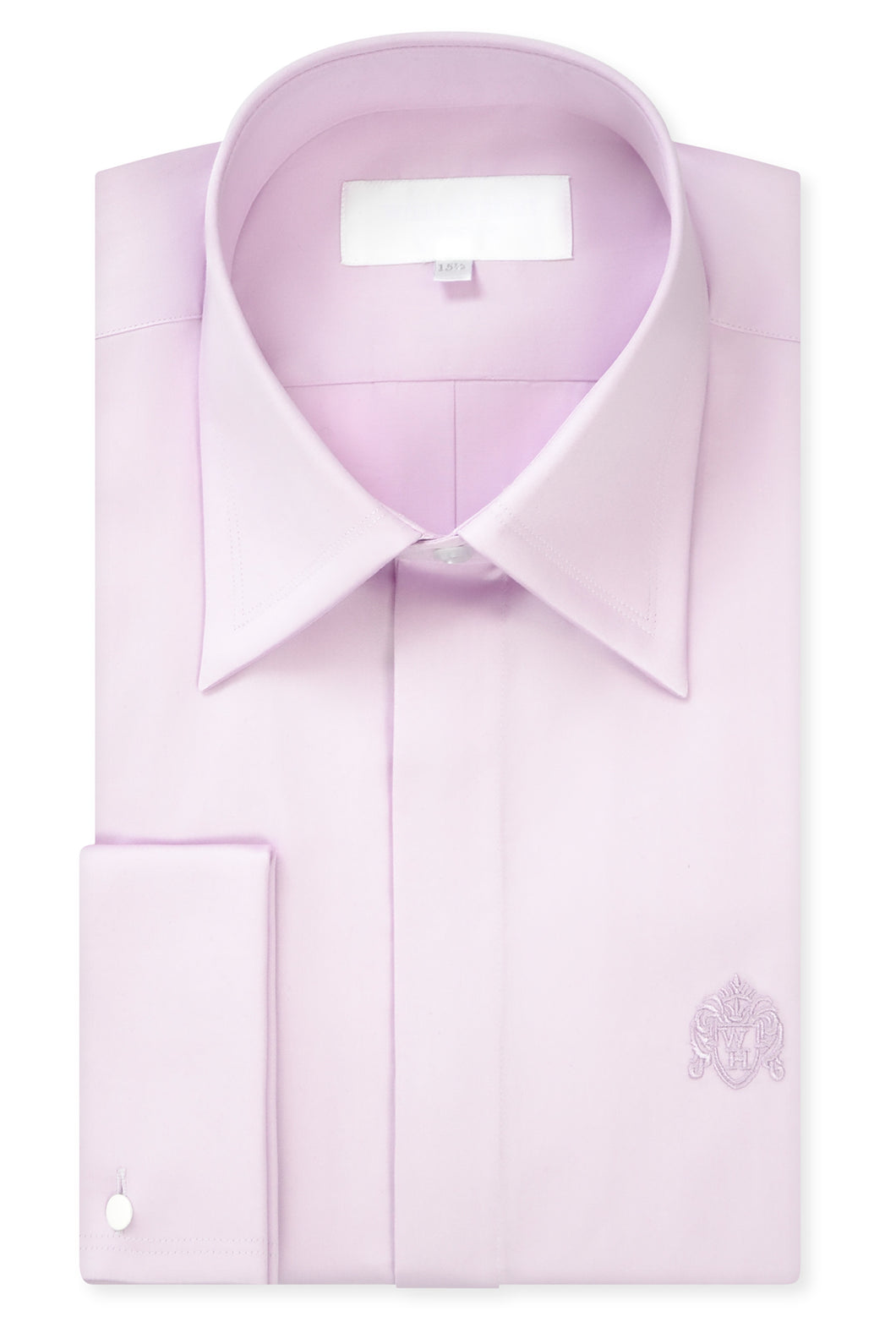 Lilac Forward Point Collar Shirt