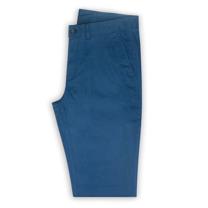 Royal Blue Chino Trouser