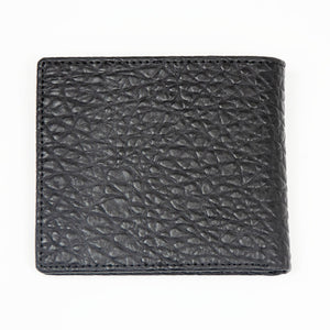 Black Snake Design WH Wallet Back