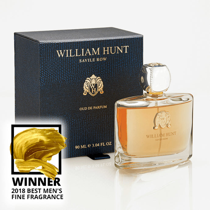 William Hunt Savile Row Oud De Parfum