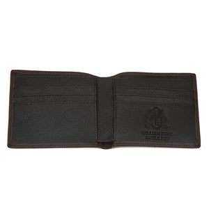 Brown With Brown Inner WH Wallet Inside