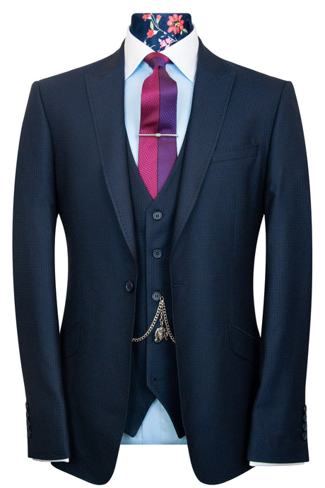 The Emsworth Classic Navy Suit