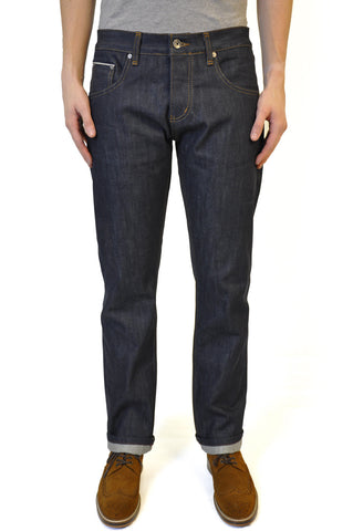 Raw Selvedge Jean - William Hunt Savile Row  - 1
