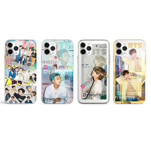BTS 'DYNAMITE' Style iPhone 11 Case - / / - Phone Case