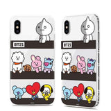 Bts Bt21 Iphone Case (Xs / Xs Max / Xr ) - Bt21 2 / Xs - Phone Cases
