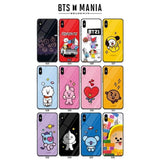 Bts Bt21 Iphone Phone Case (Group 1) - For Phone