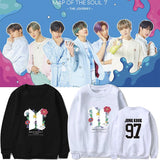 Map Of The Soul: 7 ~The Journey~ Member Sweatshirt