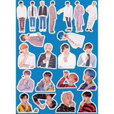 BTS Map Of The Soul Persona Stickers (Full Version) - SET B - Sticker