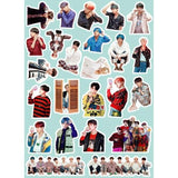 BTS Map Of The Soul Persona Stickers (Full Version) - SET D - Sticker