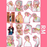 BTS Map Of The Soul Persona Stickers (Full Version) - RM - Sticker