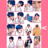 BTS Map Of The Soul Persona Stickers (Full Version) - V - Sticker
