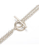 Clasp 2-strand Necklace