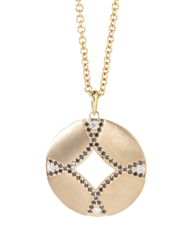 Jane Pendant Gold