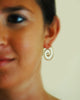 Nautilus Hoop Earrings