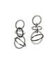 Sphere Drop Earrings Large
