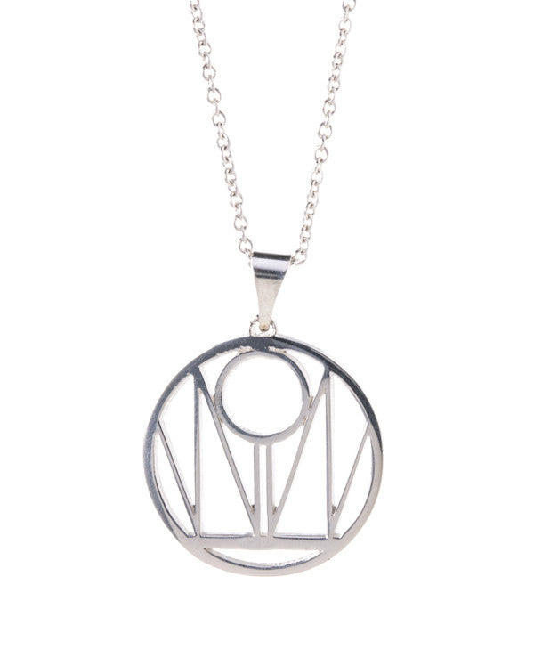 WOMEN'S WAY Signature Pendant Sterling