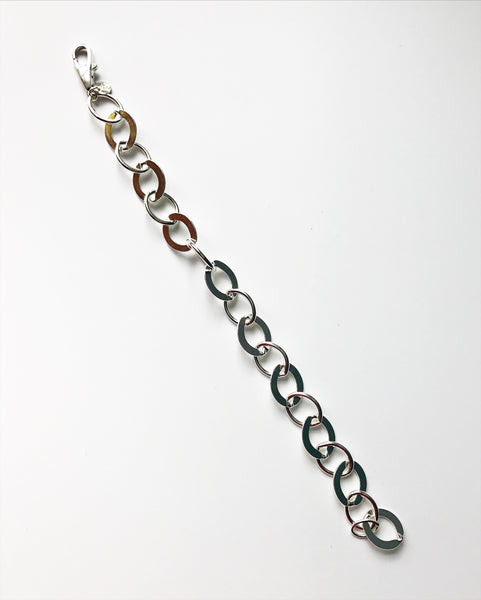 Statement bracelet chain