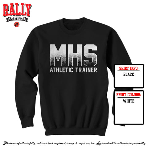 Trainer Sweatshirt - Black