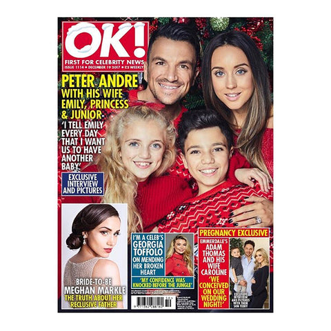 Lavender Hill Clothing - OK! Magazine press coverage