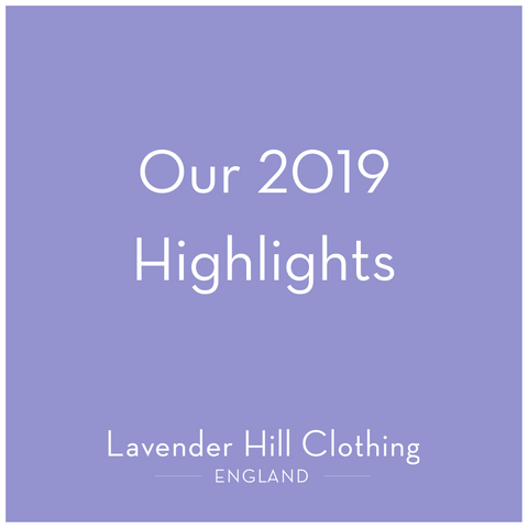 Lavender Hill Clothing Brand Highlights
