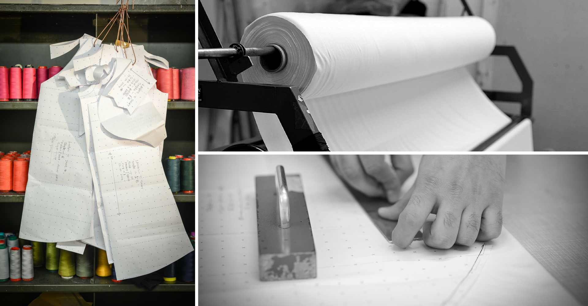 Fabrics & Production - Quality Clothing made in Europe