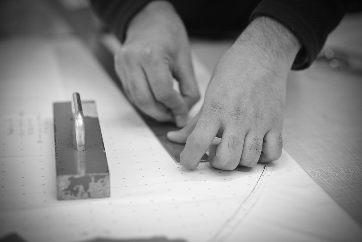 Lavender Hill Clothing - Pattern Cutting