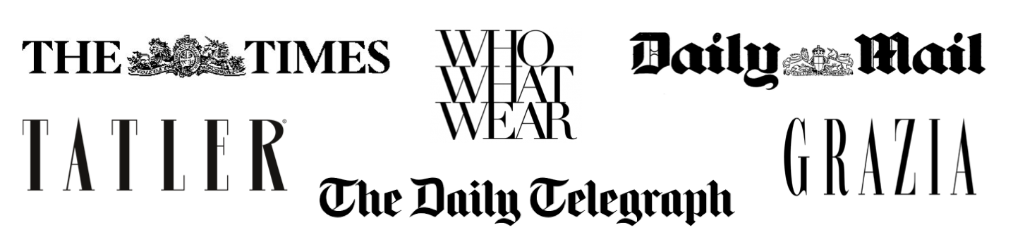 British made clothing companies in the press